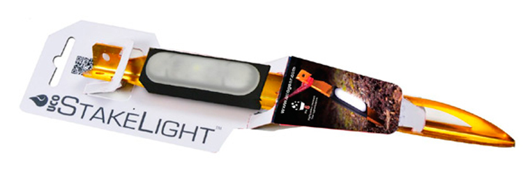 UCO StakeLight in packaging