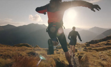 Trail runners in Fells and Hills