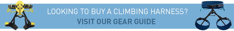 climbing harness gear guide