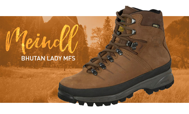 Meindl Bhutan lady mfs hiking boot
