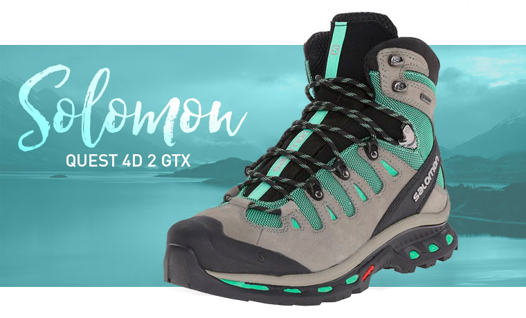 Solomon quest 4d 2 gtx hiking boot