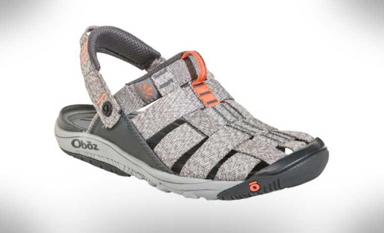 best camp shoes