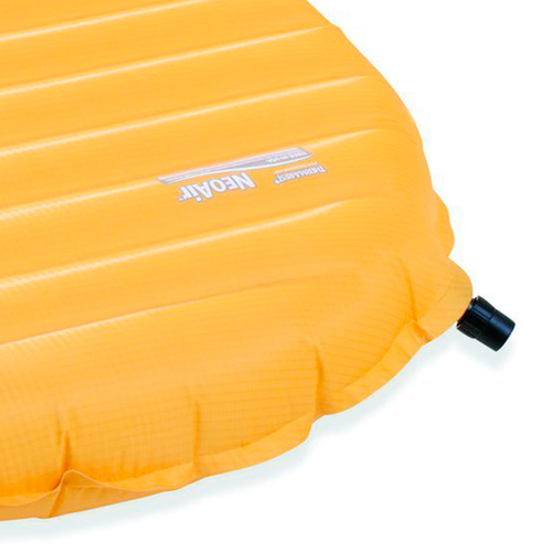 Air construction sleeping pad