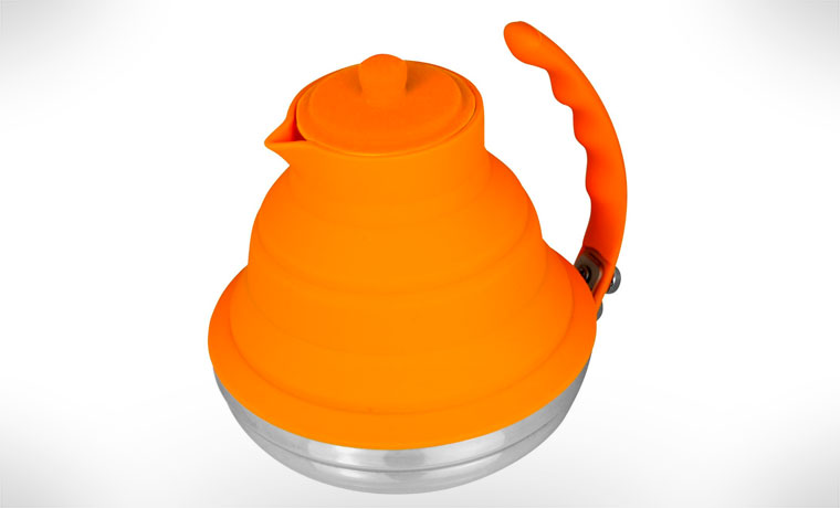Collapsible Kettle Compact Camping Gear