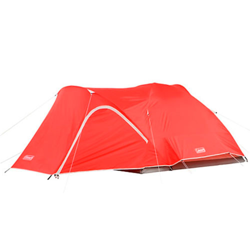 Coleman tent with porch