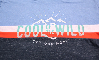Cool of the Wild t-shirts