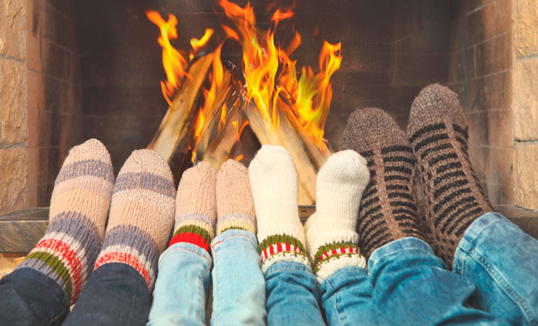 The Warmest socks