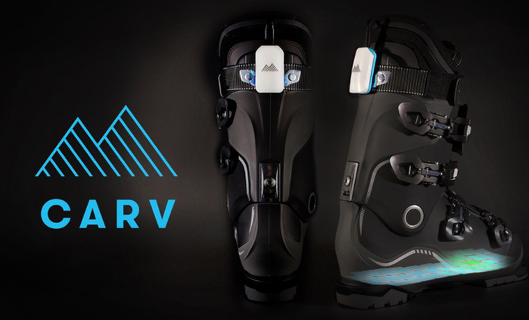 Carv wearable technology for skiers
