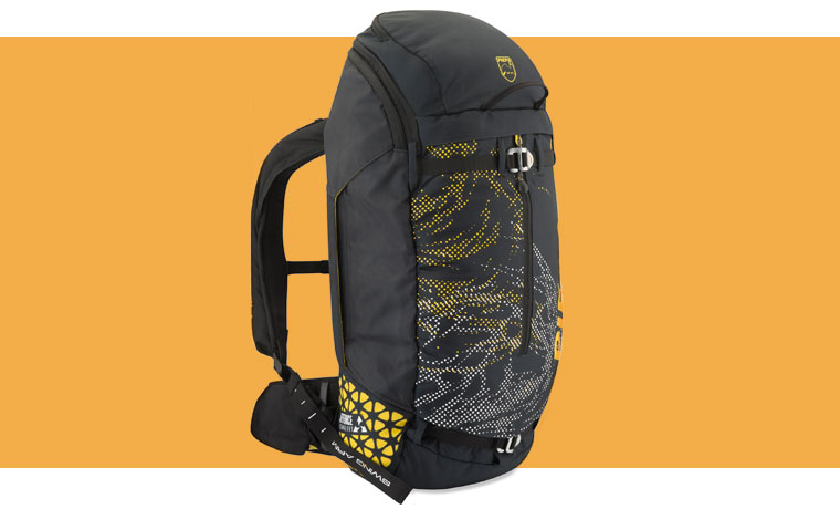 Pieps Tour Pro 34 Jetforce avalanche airbag pack