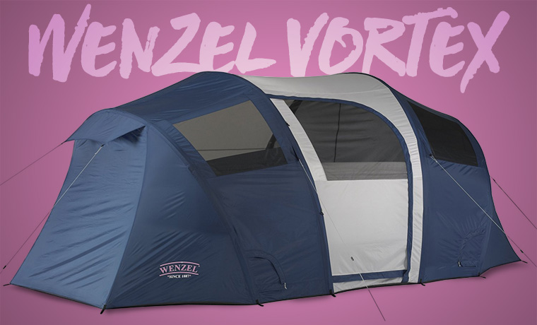 Wenzel Vortex inflatable tent