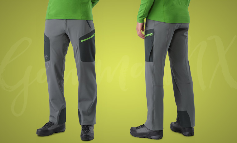 Arcteryx Gamma MX hiking pants