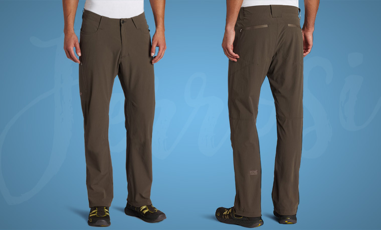 Outdoor Research Mens Ferrosi hiking pants