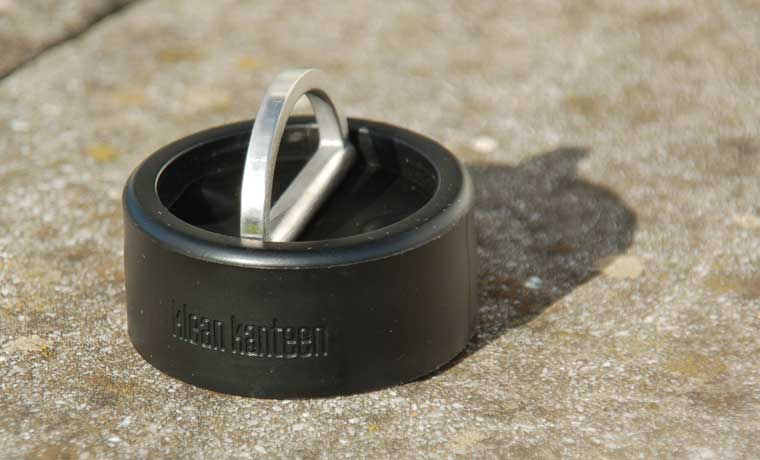 D-Ring Cap of Klean Kanteen flask
