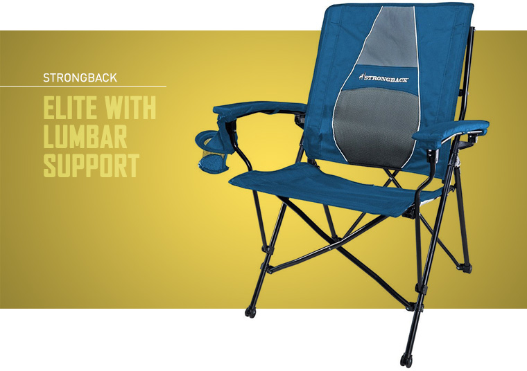 Strongback Elite with Lumbar Support