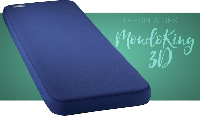 Therm-a-rest MondoKing 3D