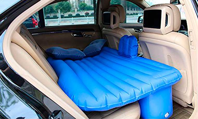 how to sleep in a car best cars modified dur a flex. Black Bedroom Furniture Sets. Home Design Ideas