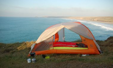 Copper Spur HV SL2 By the sea & Review: Big Agnes Copper Spur HV UL2 Backpacking Tent - Cool of ...