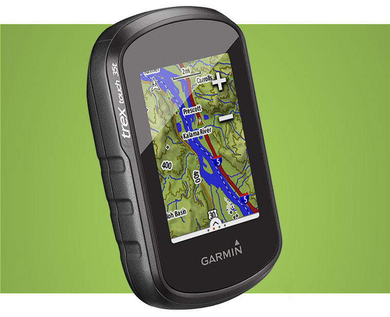 Garmin Etrex Touch 35t Hiking GPS