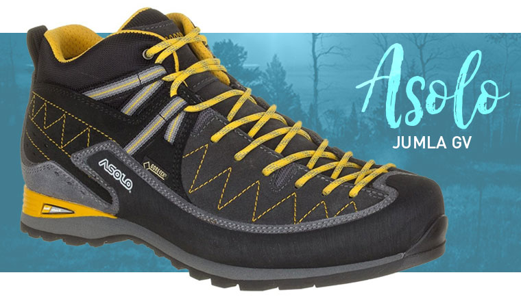 Asolo Jumla GV best hiking boots for men