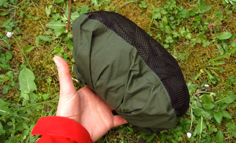 Size Of Hunka Bivvy Bag