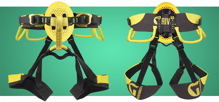 Grivel Apollo Climbing Harness
