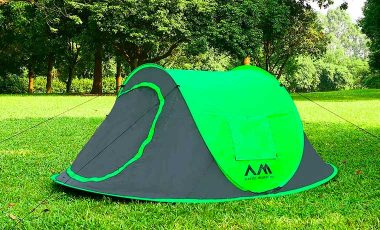 Arctic Monsoon Pop Up Tent