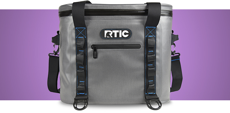 RTIC Soft Camping Cooler