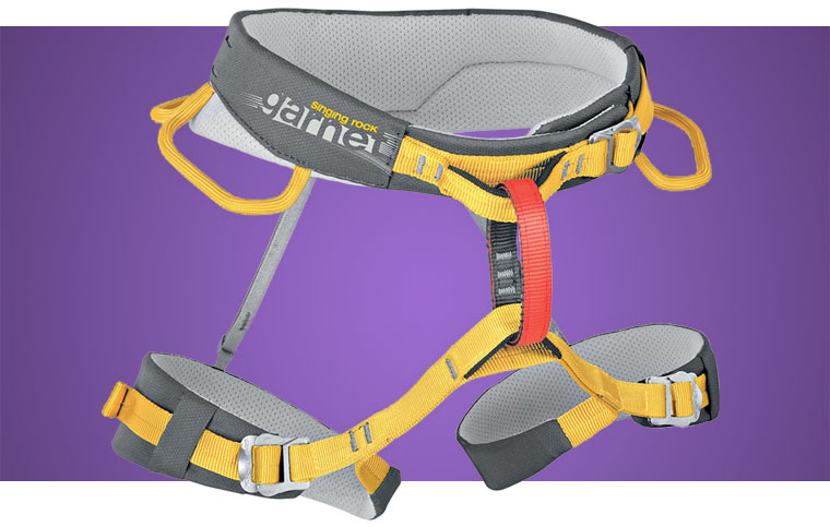 Singing Rock Garnet climbing harness