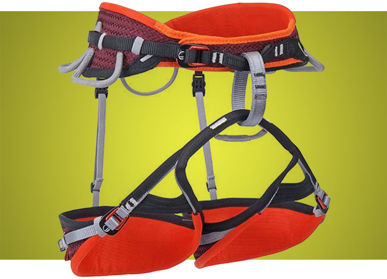 Wild Country Syncro climbing harness