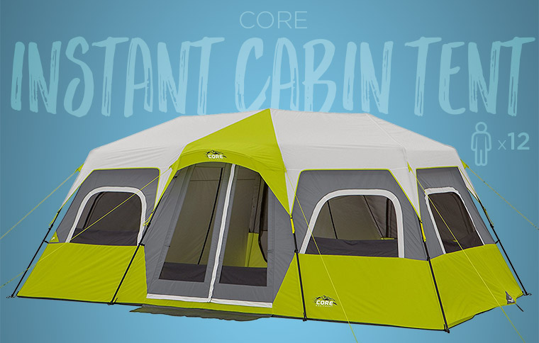 5 Multi Room Tents For Stress Free Family Camping Cool