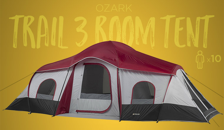 Ozark Trail Multi Room Tent