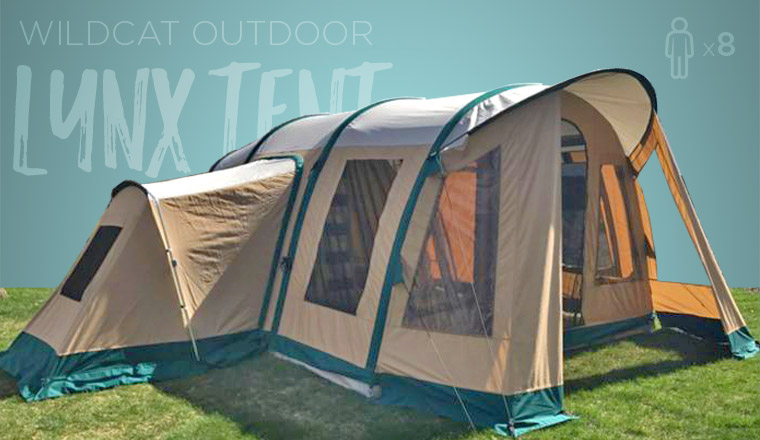 11 Multi Room Tents For Stress Free Family Camping Cool Of The Wild