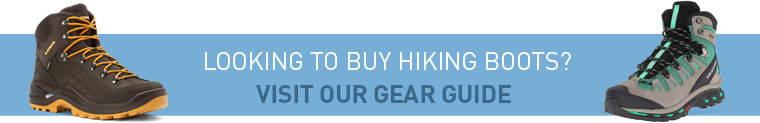hiking boots gear guide