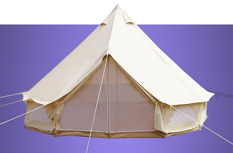Bell tent & Types of Tents: The Ultimate Guide - Cool of the Wild