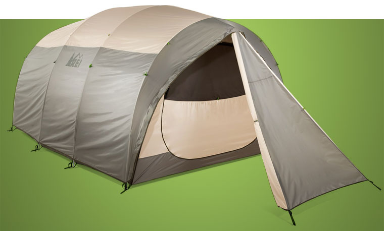 Tunnel tent & Types of Tents: The Ultimate Guide - Cool of the Wild