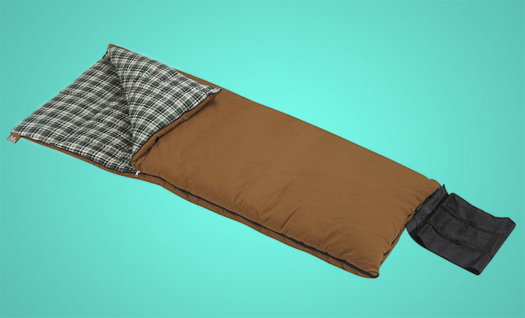 Wenzel Grande rectangular sleeping bag
