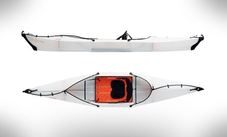Kayak profile