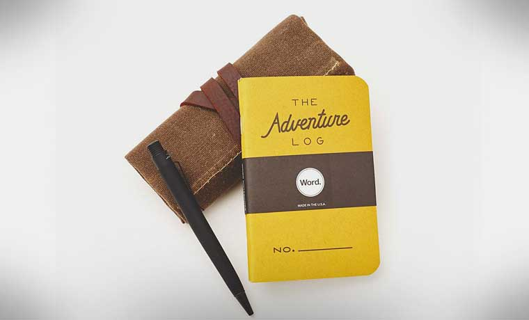 Word Notebooks Adventurers Kit - Cool of the Wild