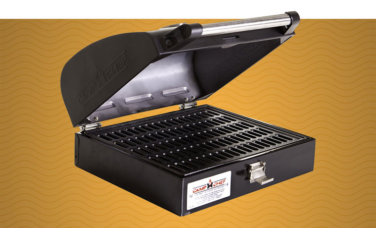 Camp Chef Professional Barbecue Box