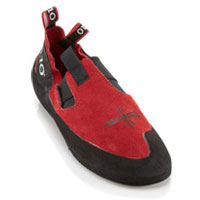 Slip on climbing shoes