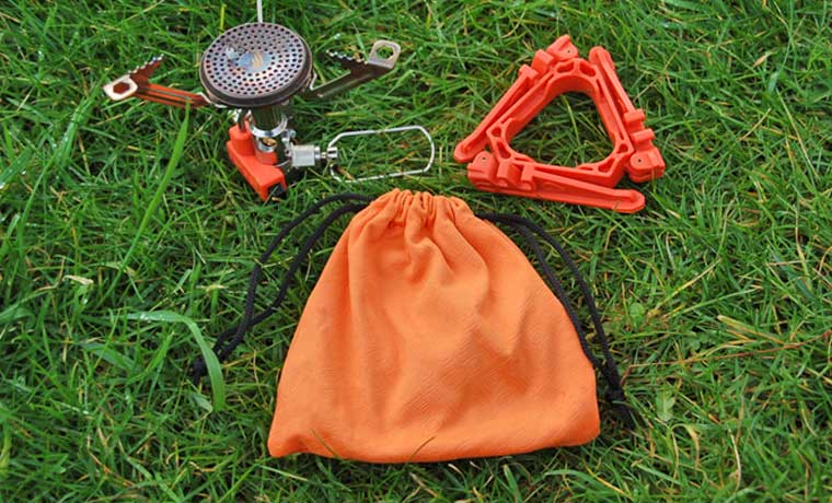 Carry bag for stove