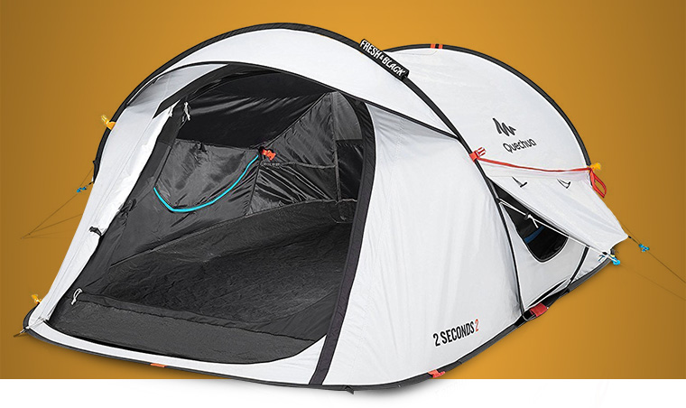 10 Best Pop Up Tents You Need For Easy Camping In 2018