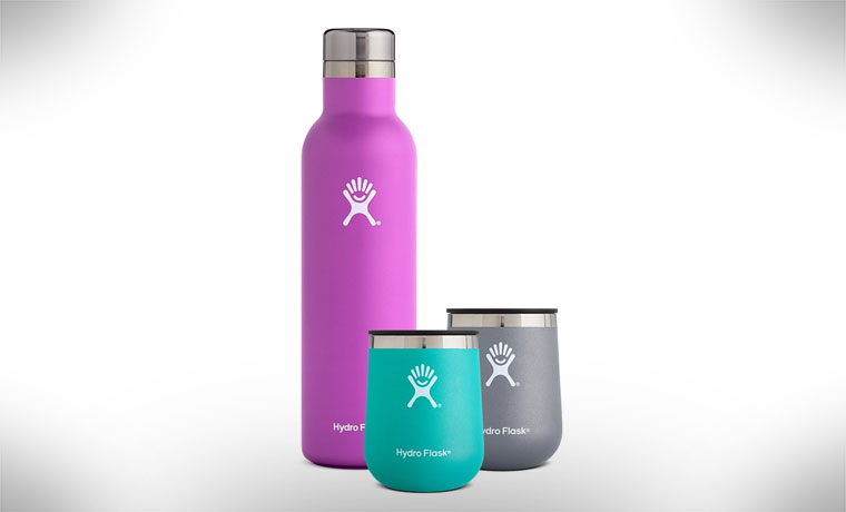 Hydro Flask Wine Bottle And Tumbler Set Cool Of The Wild