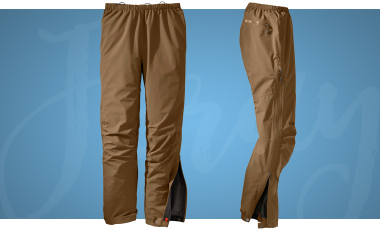 OR Foray waterproof pants