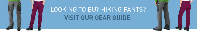 hiking pants gear guide