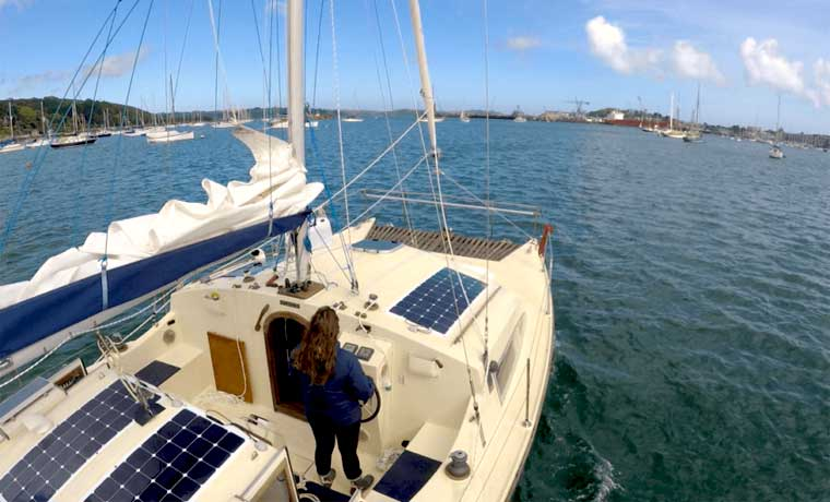 Living the Dream: Life on a Sailboat