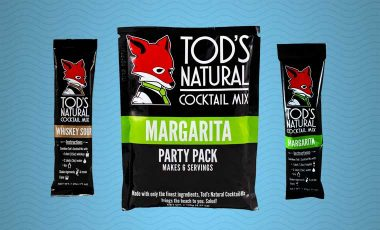 Tod's natural cocktail mix