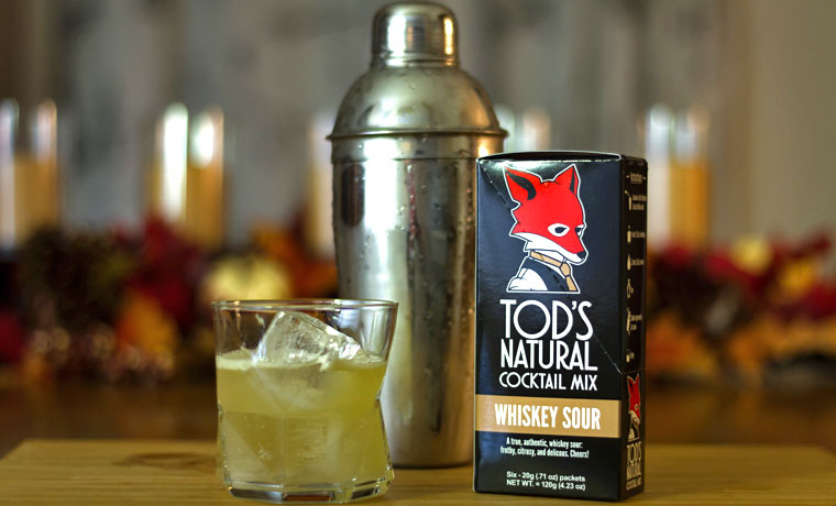 Todsmix cocktail mix
