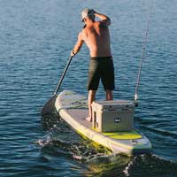 The best inflatable stand up paddle board for touring