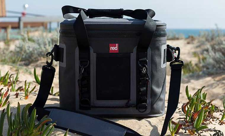 One of the Best soft coolers on the beach